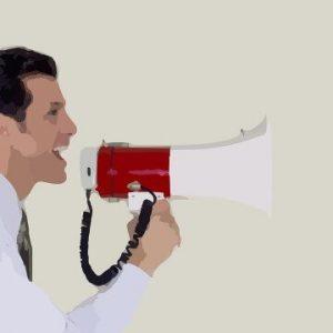 Voz para comunicacion